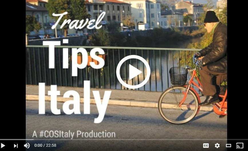 Italy Travel Advice from American Expats